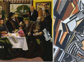 El Vorticismo: El Movimiento Moderno Artístico en Gran Bretaña