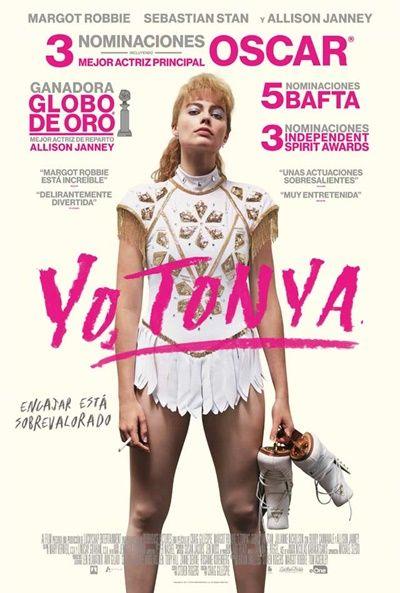 Yo Tonya, cartel de la película