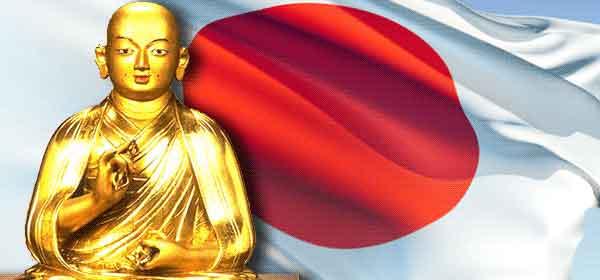 Buda en Japón