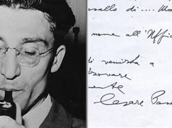Cesare Pavese: Vendrá la Muerte y tendrá tus ojos