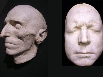 Máscaras Mortuorias. Diez retratos de la muerte para la Historia