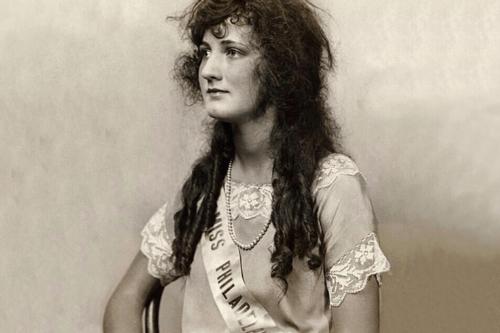 miss Estados Unidos 1924