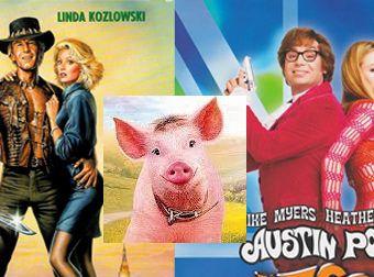 Películas que no podrías creer que fueron nominadas a un Oscar…