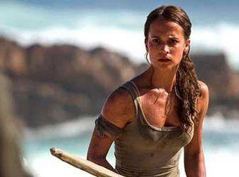 ¿Quién es Alicia Vikander? la nueva Lara Croft