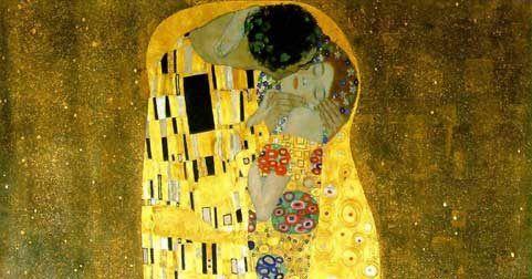 El Beso de Klimt. Historia. Significado