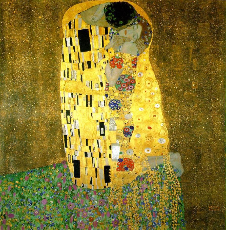 El Beso de Klimt. Historia y Significado