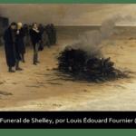 El extraño funeral del poeta Shelley
