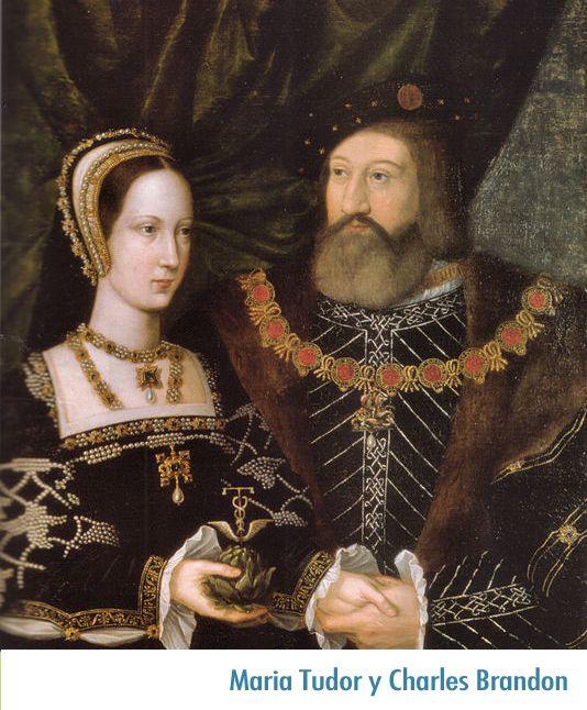 Maria-Tudor-Charles-Brandon