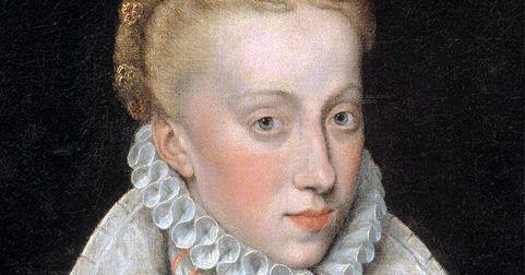 Ana de Austria, esposa castellana de Felipe II