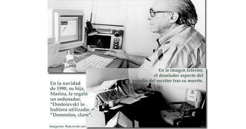 Los últimos años en la vida de Charles Bukowski