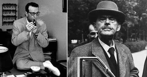 """Una muestra de famosos escritores liberales, """"antimasones"""""""