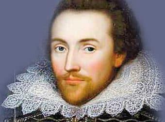 El verdadero retrato de William Shakespeare