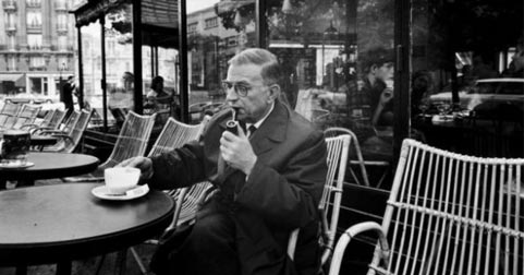 ¿Quién fue Jean Paul Sartre?