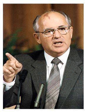 Mijail Gorvachov