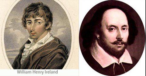 William Henry Ireland