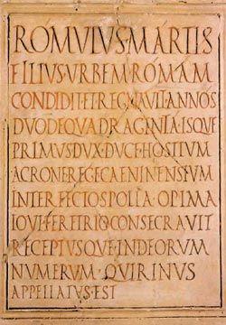 acta diurna romana