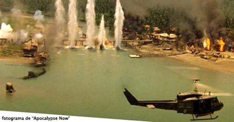 Apocalypse Now: El infierno de Coppola y Conrad