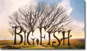 Big Fish película de Tim Burton