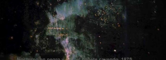 La curiosa historia del cuadro de Whistler Nocturno en negro y oro: el cohete cayendo