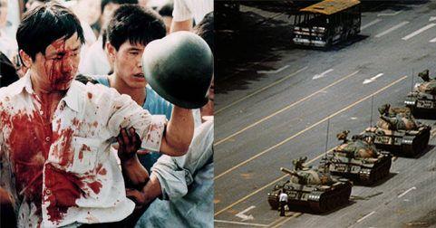 Imágenes de la masacre de Tiananmen: Cómo acabó la revuelta