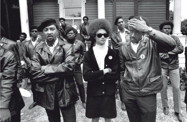 Movimiento civil. Panteras Negras
