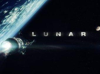 Lunar, el cortometraje sobre la llegada a la luna, realizado con fotografías reales