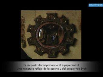 Explicación del cuadro de Jan Van Eyck, el matrimonio Arnolfini