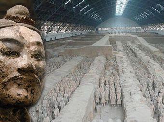 Los misteriosos Guerreros de Terracota del Emperador Qin Shi Huangdi