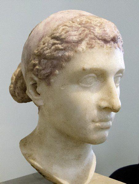 Cleopatra-efigie