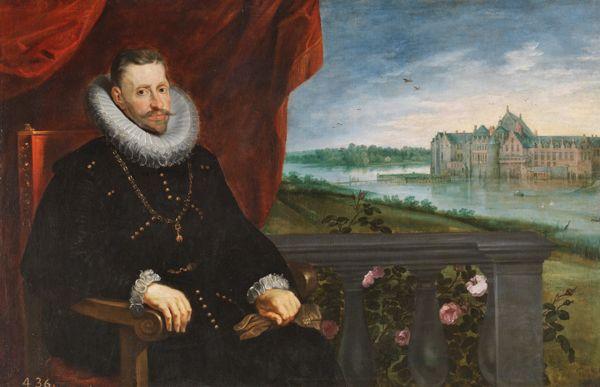El archiduque Alberto de Austria