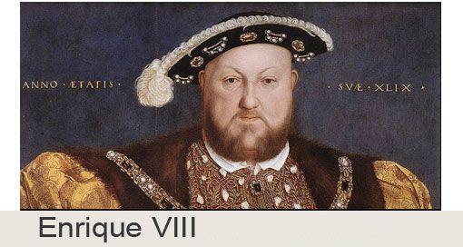 El Rey Enrique VIII era guapo