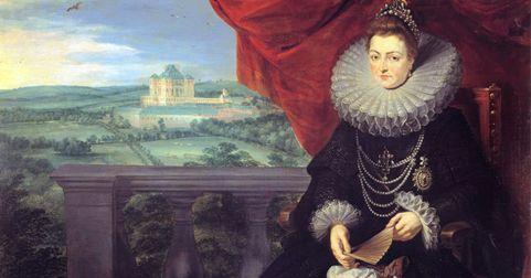 Infanta Isabel Clara Eugenia