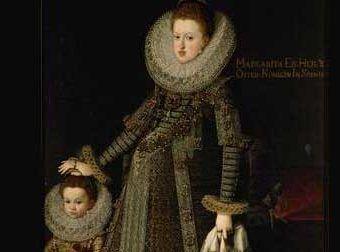 Margarita de Austria-Estiria, la reina casual de España