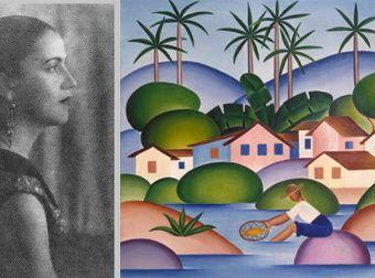 ¿Quién fue la pintora Tarsila do Amaral?