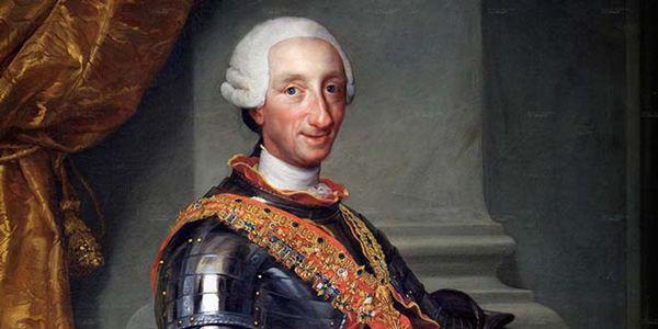 Carlos III de España rey feo