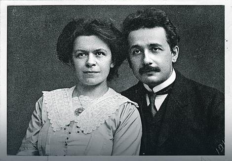 Quien fue Mileva Maric en la vida de Einstein?