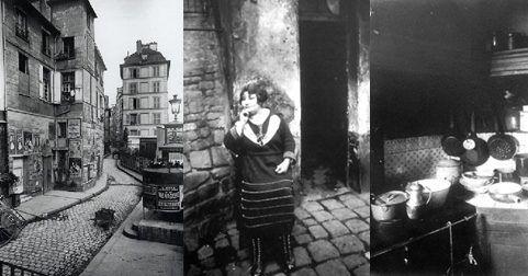 Eugène Atget. El Creador de la Fotografía Moderna