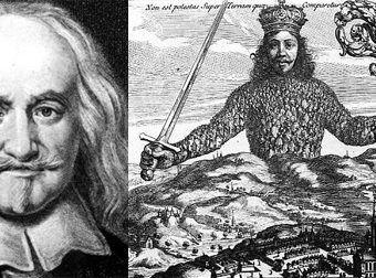Thomas Hobbes, La renuncia a la libertad como forma de supervivencia