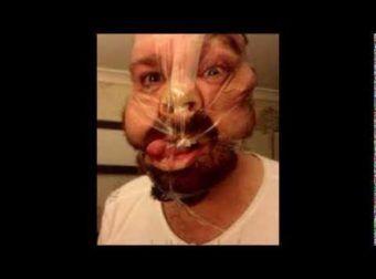 Sellotape Selfie, Absurda moda de nuestros tiempos