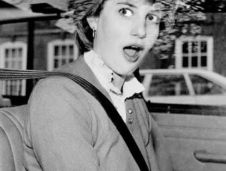 Lady Di, Diana Spencer, joven