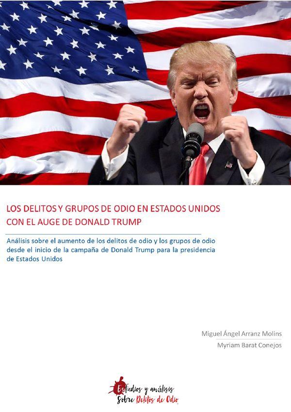 Donald Trump delitos de odio