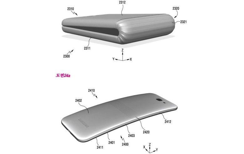 Samsung Galaxy X plegable