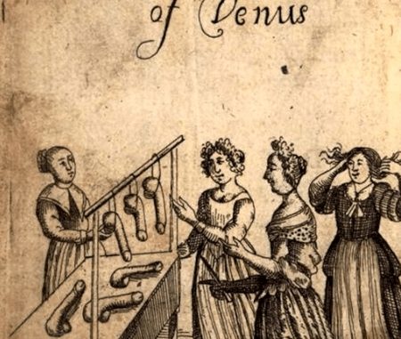 Grandes obras de la literatura erótica. La Edad Moderna