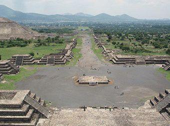 Teotihuacán: la ciudad donde nacieron los dioses