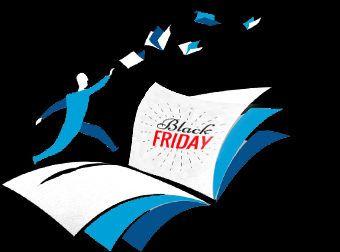 Los mejores libros para comprar en el Black Friday