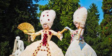 Modas en la historia. Pelucas empolvadas en el siglo XVII y XVIII