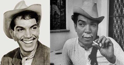 El bigote Cantinflas