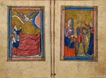Los tesoros que guarda la BN sobre los Reyes Magos
