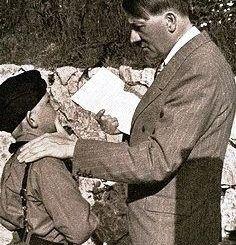 La frustración artística de Hitler