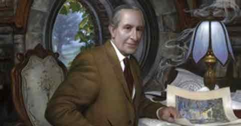 JRR Tolkien un amante de la ilustración